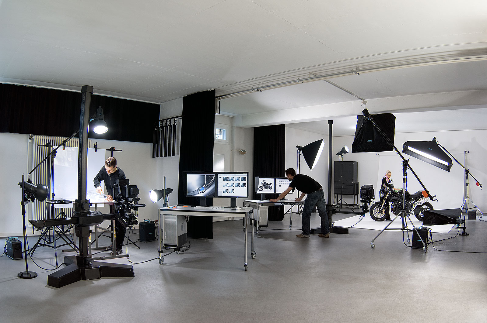 Referenzen Fotostudio