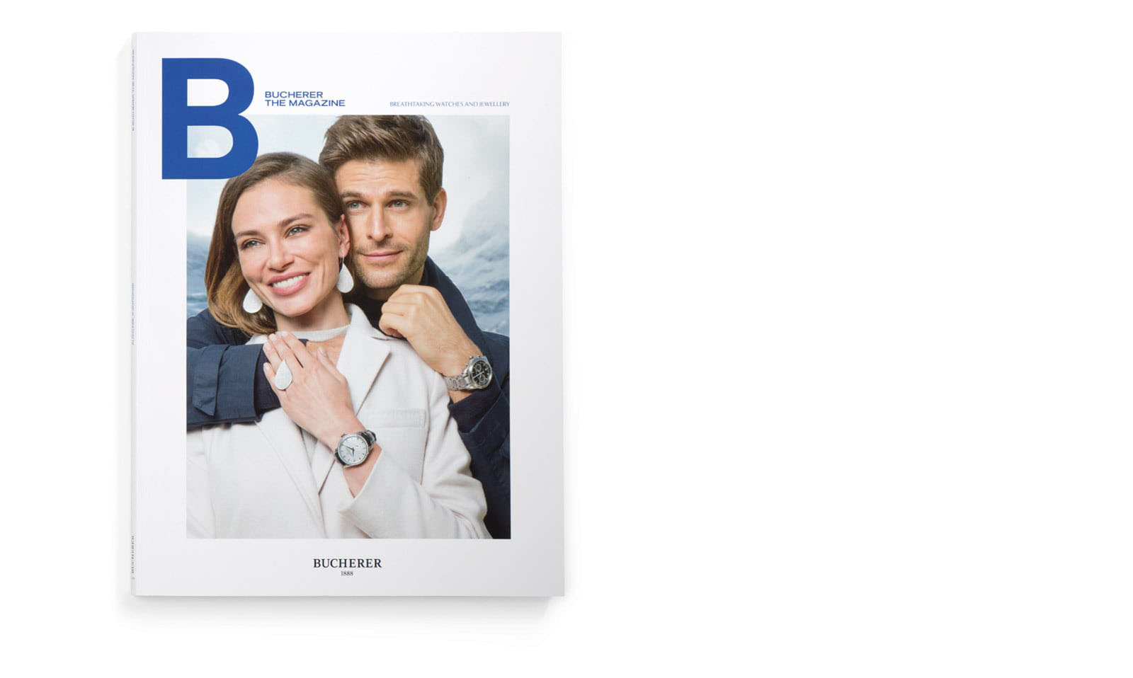 Referenzen Publishing, Bucherer Magazin
